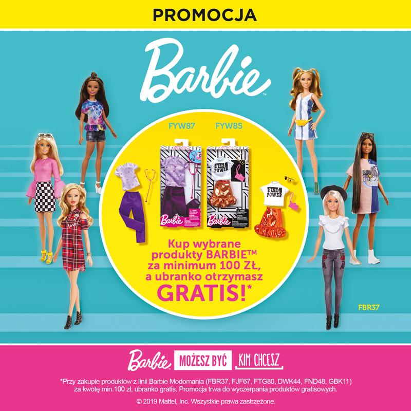 Mattel promocja